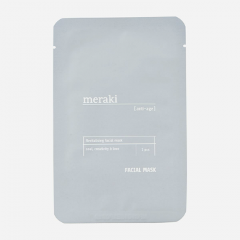 MERAKI FACIAL MASK ANTI AGE